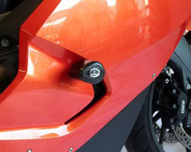 R&G Aero Style Crash Protectors for BMW K1300S (CP0254BL)