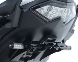 R&G Tail Tidy for Kawasaki Versys 650 '15- (LP0179BK)