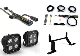 DENALI Light Kit & CANsmart GEN II Bundle For BMW R1200GSA/R1250GSA