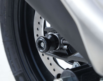 R&G Spindle Sliders for BMW G310R / GS '17- (SS0046BK)