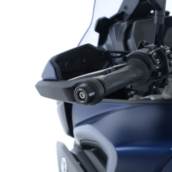 R&G Bar End Sliders for the Yamaha Tracer 900 GT '18- (BE0121BK)