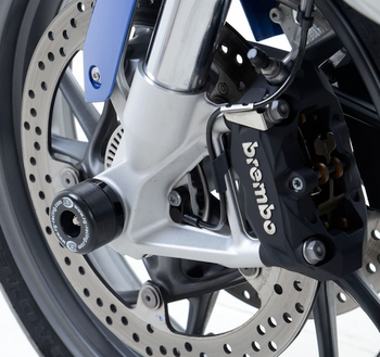 R&G Fork Protectors for the BMW R1200R '15-, R1200RS, '15-