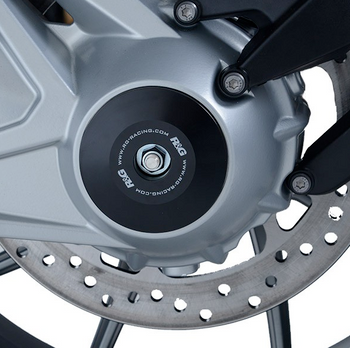 R&G Spindle Blanking Kit for BMW R1200R/RS '15-, R1200GS/ADV '13-, R Nine T '14-, R1200RT '14-, R1250 GS '18- & R1250RT '19-