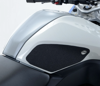 R&G Tank Traction Grips for BMW R1200R & R1200RS '15-
