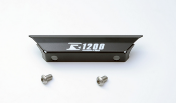 R&G Rear Foot Rest Blanking Plate for BMW R1200R/RS '15-