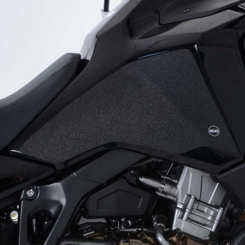 R&G Tank Traction Grips for Honda CRF1100L Africa Twin Adventure Sports '20- (EZRG349BL)