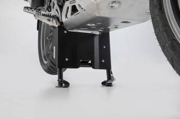 SW-MOTECH Engine Guard Extension for Centerstand for BMW R1250GS/GSA (Black) (MSS.07.781.10301/B)
