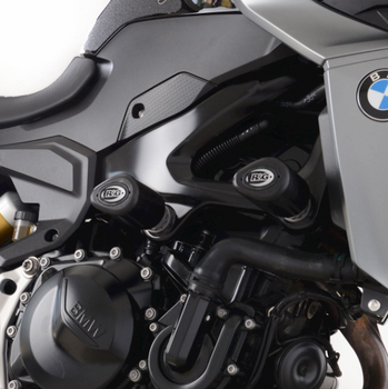 R&G Crash Protectors - Aero Style for BMW F900 R '20- (Front)