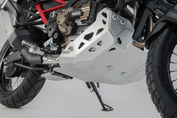 SW-Motech Engine Guard HONDA CRF1100L Africa Twin/Adventure Sports (19-20). (For Use With SW-Motech Crash Bar) (MSS.01.942.10100/S)