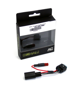 Denali Switched Power Adapter - Select BMW Motorcycles