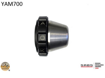 Kaoko Throttle Stabilizer For the Yamaha V-MAX '09-