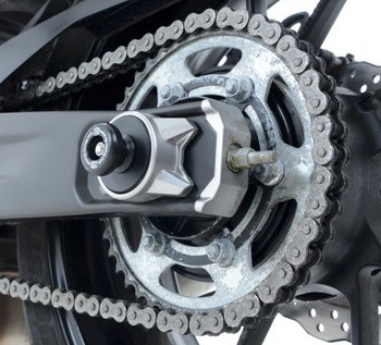 R&G Spindle Sliders For Yamaha MT-07 '14- and XSR700 '16-
