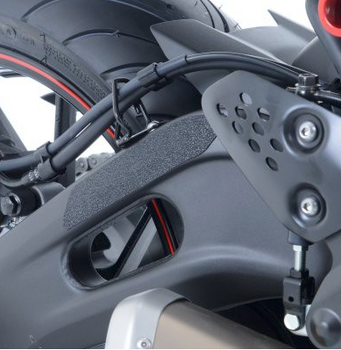 R&G Boot Guard Kit for Yamaha MT-07 '14- & XSR700 '16-