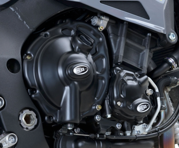 R&G Engine Case Cover Kit (3pc) for Yamaha MT-10 '16-