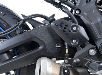 R&G Boot Guard Kit for Yamaha Tracer 700 '16-