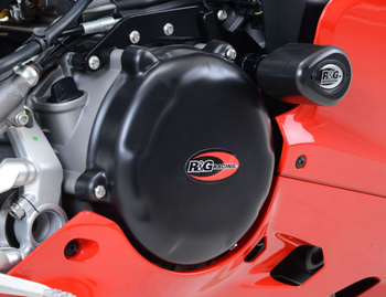 R&G Engine Case Covers Ducati Panigale 959 '16-/1199 '12-/1299 '15- & Panigale V2 '20-