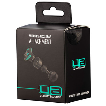 Ultimateaddons Mirror 8-16MM Attachment + 3 Prong Adapter