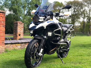 BARKBUSTERS BHG-050 Handguard Kit For BMW R1200GS LC/GSA LC & More