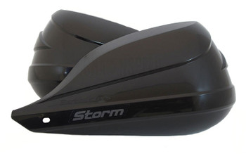 BARKBUSTERS STM-003 Storm Replacement Plastic Guards S3. Black