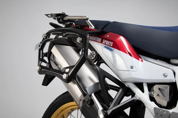 PRO SW-Motech Side Carriers Off-Road Edition Honda Africa Twin / Adv Sports (18-) Black