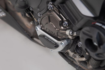 SW-Motech Engine Case protector Yamaha MT-10 (16-) Black/silver (MSS.06.564.10000)