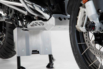 SW-Motech Engine Guard Extension for Centerstand BMW R1200GS (12-), R1250GS (18-) Silver
