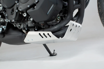 SW-Motech Engine Guard Yamaha XSR 900 (15-), MT-09/Tracer (14-) Silver