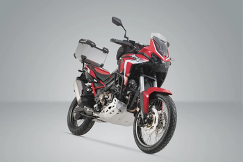SW-Motech Trax ADV Top Case System Honda CRF1100L Africa Twin (19-) Silver