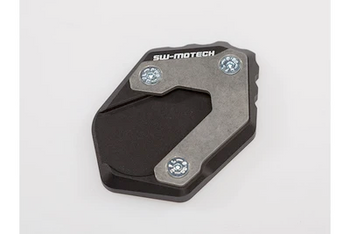 SW-Motech Extension for Side Stand Foot BMW R1200GS, R1250GS Black/Silver