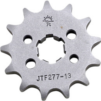 JT Sprockets JTF277.13 Font Replacement Sprockets 13 Teeth 428 Pitch Natural Steel (12120670)