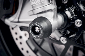 Evotech Performance Front Spindle Bobbins - Triumph Speed Triple 1200 RS (2021+)