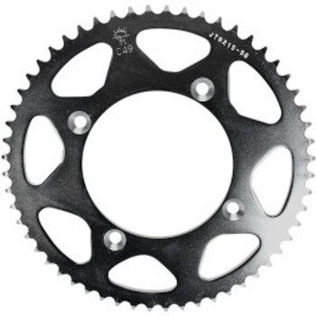 JT Sprockets JTA215.50 Rear Replacement Sprocket 50 Teeth 420 Pitch Natural Steel (12120117)