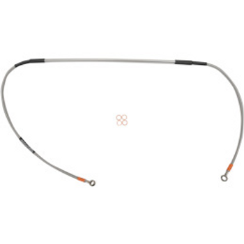 Moto-Master Brake Line With Headlight Use Only With Moto-Master Radial Master Cylinder OEM Length CRF 250/450 (17411605)