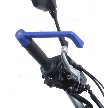 R&G Moulded Lever Guard Triumph Trident 660 '21- & Speed Triple 1200 RS '21- (without Mirrors)