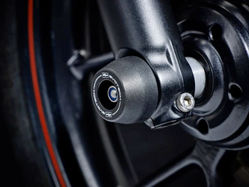 Evotech Performance Front Spindle Bobbins - Triumph Street Twin (2016+)