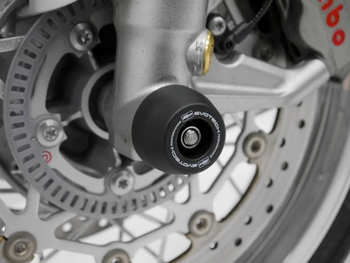 Evotech Performance Front Spindle Bobbins - Triumph Speed Twin (2019+)