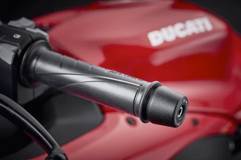 Evotech Performance Ducati Panigale 1299 R Bar End Weights 2017 - 2019