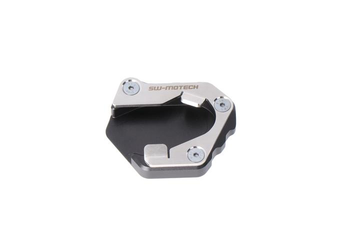 SW-Motech Extension for Side Stand Foot Triumph Tiger 900/GT (19-) Black/Silver (05100604)