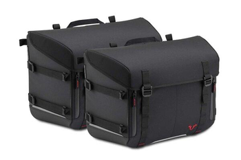SW-Motech SysBag 30/30 System Yamaha Tracer 9 (20-) (BC.SYS.06.921.20000/B)