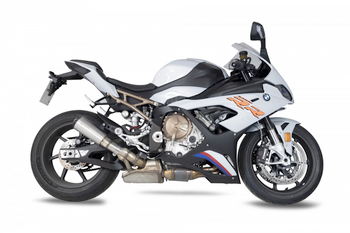 Red Power Slip-on BMW S1000 RR 19-current