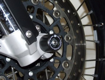 R&G Fork Protectors for BMW F800 GS 08-17