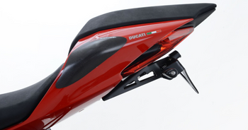R&G Carbon Fibre Tail Sliders for Ducati Panigale 959/1299 '15- (TLS0027CG)