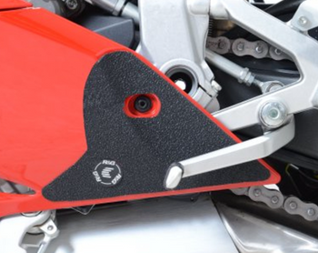 R&G Boot Guard Kit for Ducati Panigale 1199 '12- and the Panigale 1299 '15-