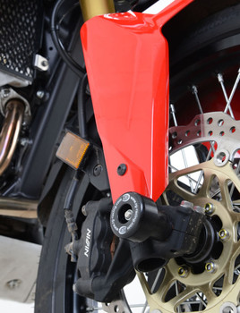 R&G Fork Protectors Honda Africa Twin '16- and Africa Twin Adventure Sports '18-