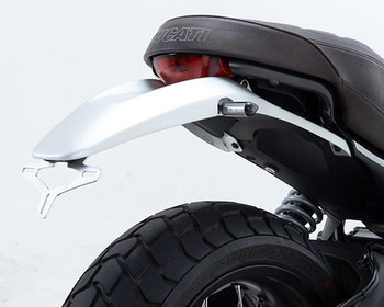 R&G Tail Tidy for the Ducati Scrambler Classic (Brushed Stainless Steal) (LP0187SS)
