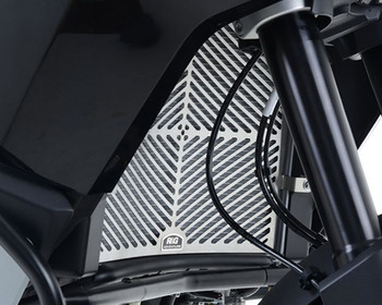 R&G Stainless Steel Radiator Guard for KTM 1050/1190 Adventure '13- and 1290 Super Adventure '15-