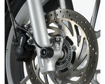 R&G Fork Protectors for BMW F650GS '08- F700GS '13- (FP0114BK)