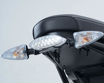ail Tidy for BMW R NINE T '14- (with replacement rear light) (LP0174BK)