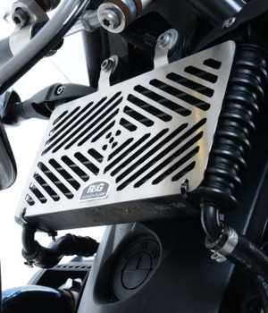 R&G Stainless Oil Cooler Guard BMW R NineT '14-
