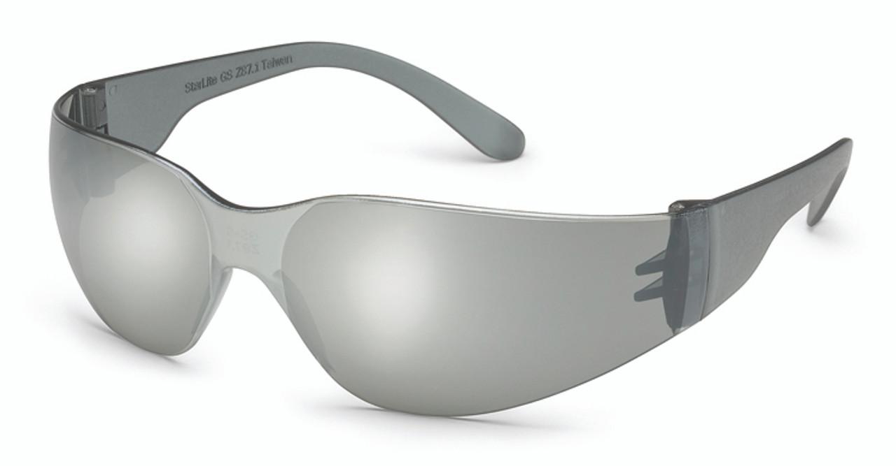 Silver Mirror 468M 10 Gateway Starlite Safety Glasses